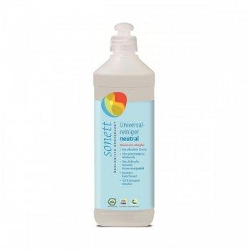 Органическое средство для мытья посуды, 0,5л, нейтральная серия (концентрат), Sonett