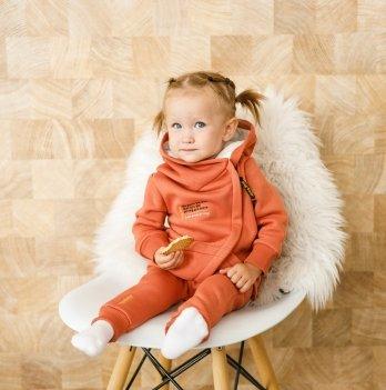 Детский костюм для девочки Brave Magbaby Терракотовый 3 мес-3 года 112011