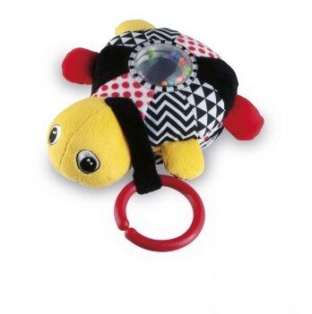Музыкальная игрушка плюшевая Canpol babies Морская черепаха Желтый 68/070