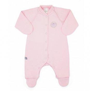Комбинезон для новорожденного Smil, розовый