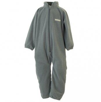 Комбинезон флисовый для младенцев Huppa ROLAND серый 00163