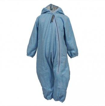 Комбинезон флисовый для младенцев Huppa DANDY, светло-голубой