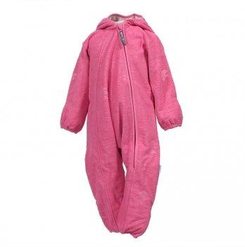 Комбинезон флисовый для младенцев Huppa DANDY, розовый