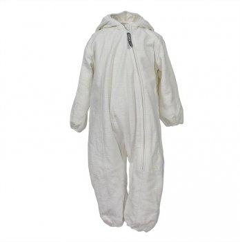Комбинезон флисовый для младенцев Huppa DANDY, белый