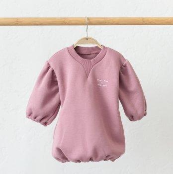 Детское платье Aleksa Magbaby Темно-розовый 3 мес-3 года 112111