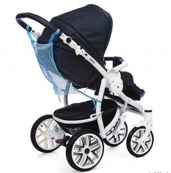 Сетка для коляски BabyOno 071 голубая