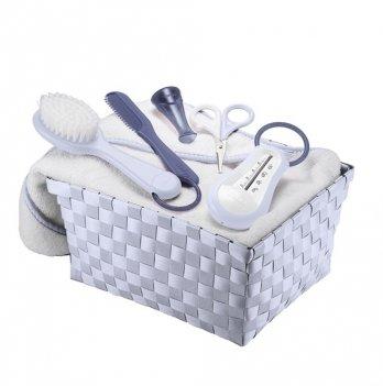 Корзинка с туалетными принадлежностями Beaba Personal care basket минерал