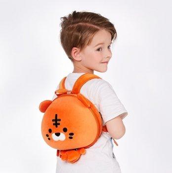 Детский рюкзак SuperCute Тигр, оранжевый