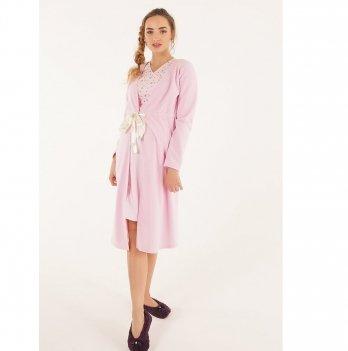 Халат для беременных To Be Розовый 3075278