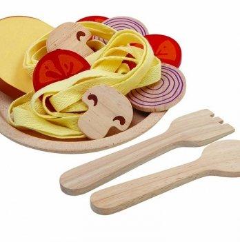 Деревянный игрушечный набор PlanToys® Спагетти