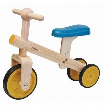 Деревянная игрушка PlanToys® Трехколесный беговел