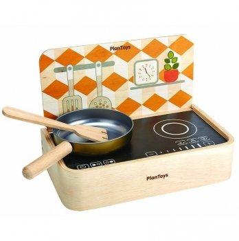 Деревянная игрушка PlanToys® Переносная кухня