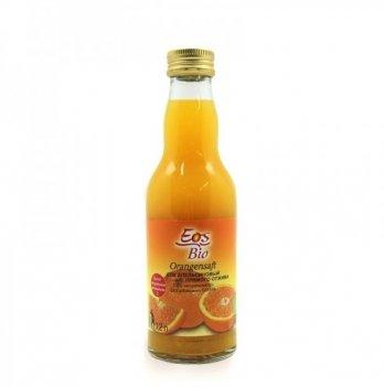 Органический апельсиновый сок Eos Bio, 200 мл