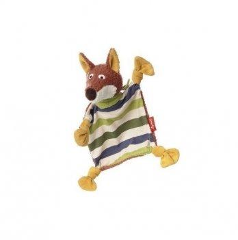 Мягкая игрушка-кукла Sigikid Лис 41340SK
