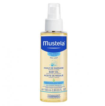 Детское маселко для тела Mustela Baby Oil, 100 мл