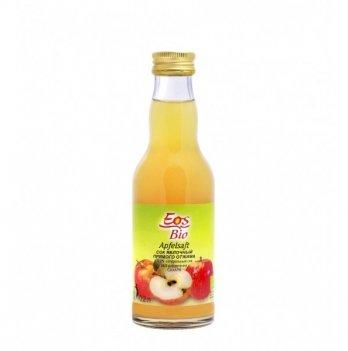 Органический яблочный сок Eos Bio, 200 мл