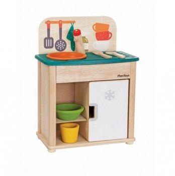 Деревянная игрушка PlanToys® Раковина и холодильник