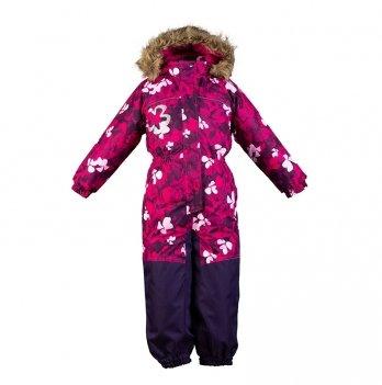 Комбинезон зимний для девочки Huppa CHLOE 1, розовый