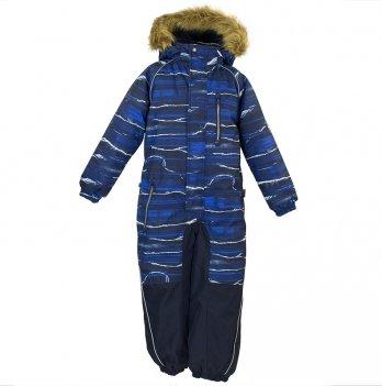 Комбинезон зимний для мальчика Huppa FENNO, синий