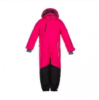 Комбинезон зимний для мальчика Huppa CASEY 1, розовый