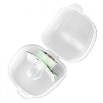 Футляр (стерилизатор) для пустышки NIP, белый