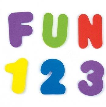 Игрушка для ванной Munchkin Буквы и цифры