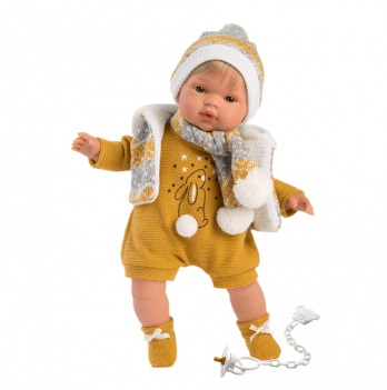 Кукла Llorens Juan S.L. Sasha 38557 38 см