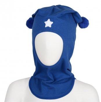 Шапка-шлем для малышей Kivat со звездой, 504-64