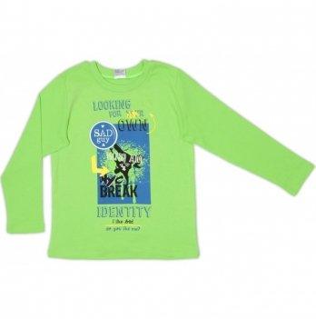 Джемпер для мальчика Garden baby, зеленый, 39053-02
