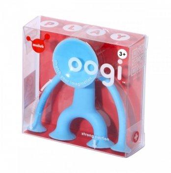 Развивающая игрушка Moluk, OOGI, младший, голубой, 8 см
