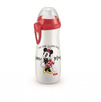 Поильник Disney Mickey Sport NUK 3954043 красный 450 мл