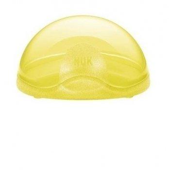 Контейнер для пустышки NUK 3954061 желтый