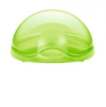 Контейнер для пустышки NUK 3954063 зеленый