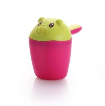 Ковш для купания Babyhood, розовый