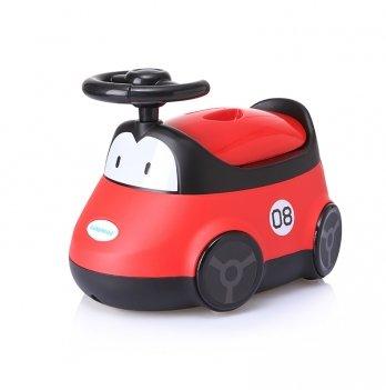 Горшок Babyhood, Автомобиль, красный
