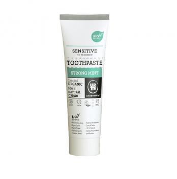 Органическая зубная паста Urtekram Сильная мята 83617 75 мл