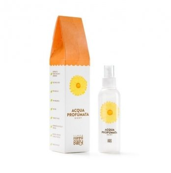 Детская парфюмированная вода ACQUA PORFUMATA BABY, Linea Mamma Baby, 150ml