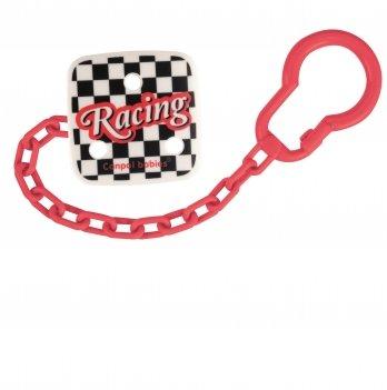 Цепочка к пустышке Canpol babies Racing Красный 2/435