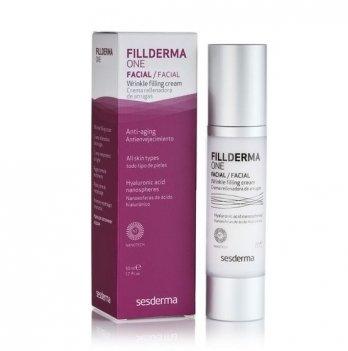 Крем для заполнения морщин SeSDerma Fillderma One Wrinkle Filling Cream, 50 мл