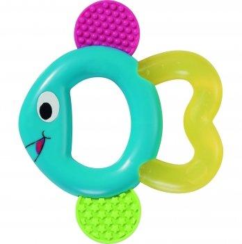 Зубное кольцо охлаждающее Baby-Nova 3963044 Рыбка