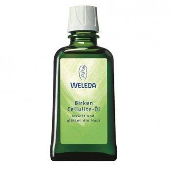 Березовое антицеллюлитное массажное масло, WELEDA 100 мл, 43872