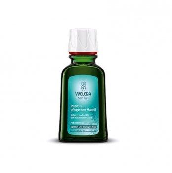 Масло-питание для сухих и ломких волос с экстрактом розмарина, WELEDA 50 ml, 97769