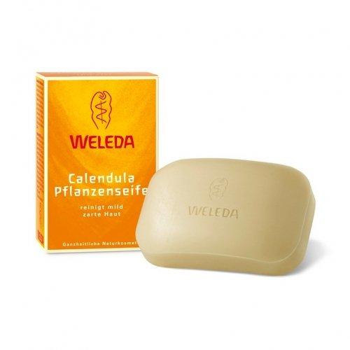 Детское мыло Календула, WELEDA 100 г, 43859