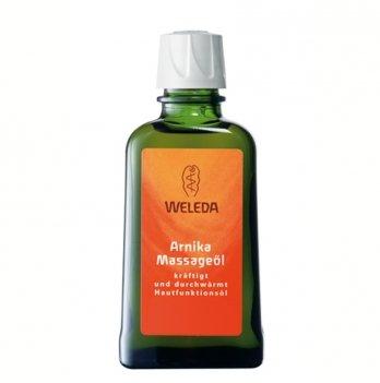 Массажное масло, WELEDA Арника 200 ml, 97752