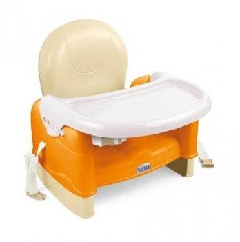 Стульчик-бустер для кормления Weina EasyGo оранжевый