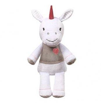 Мягкая игрушка BabyOno Счастливый Единорог, 34 см