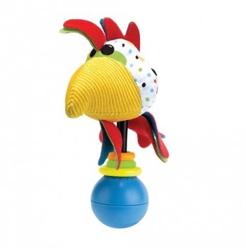 Погремушка музыкальная Yookidoo 25296 Цыпленок