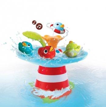 Музыкальная игрушка-фонтан Yookidoo 25300 Утиные гонки
