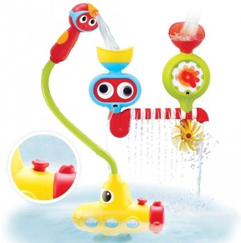 Игрушка для воды Yookidoo 25301 Субмарина с дополнительной станцией