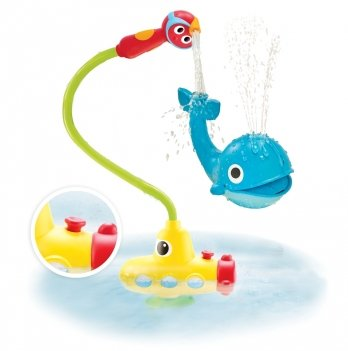 Игрушка для воды Yookidoo 25304 Субмарина с китом